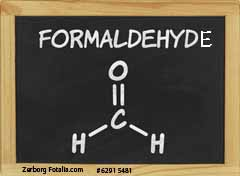 Formaldehyd indoor pollution