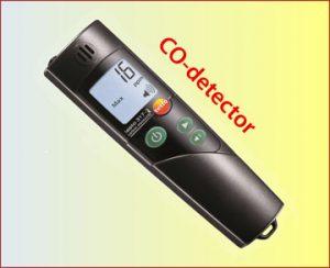 carbon monoxid detector