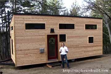 tiny house als nischentrend baubiologie. Black Bedroom Furniture Sets. Home Design Ideas