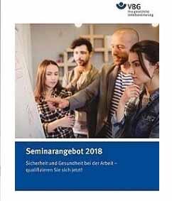 VBG-Seminarprogramm 2018